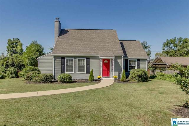 2102 Forest Lake Dr, Tuscaloosa, AL 35401 (MLS #898309) :: Bailey Real Estate Group