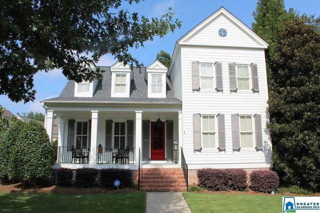 681 Founders Park Dr W, Hoover, AL 35226 (MLS #898339) :: Bentley Drozdowicz Group