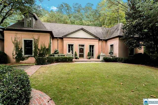 2805 Cherokee Rd, Mountain Brook, AL 35223 (MLS #898388) :: Bailey Real Estate Group