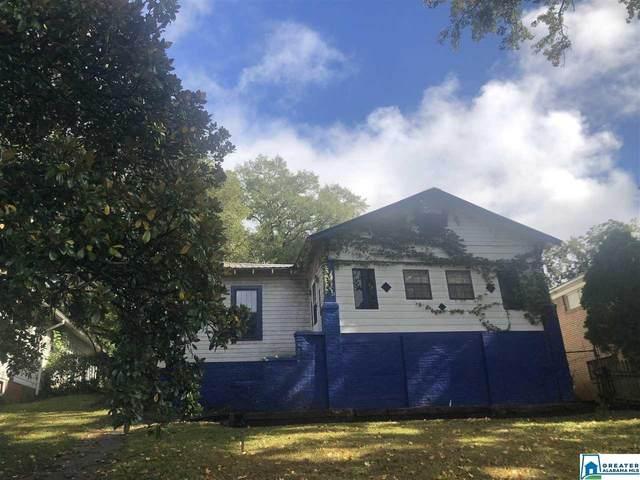 1623 Fairfax Ave, Bessemer, AL 35020 (MLS #898447) :: Bailey Real Estate Group