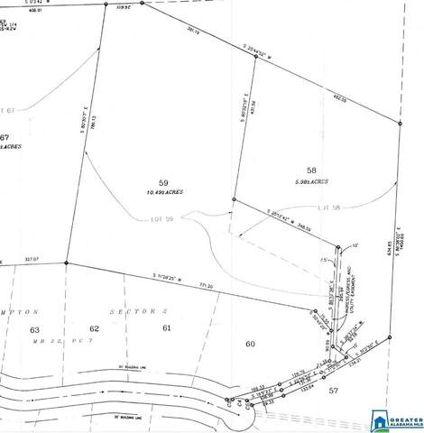 140 Hampton Lake Dr #59, Pelham, AL 35124 (MLS #898535) :: LIST Birmingham