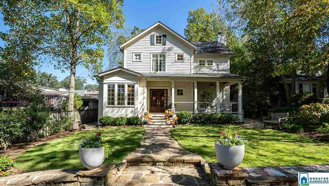 319 Laurel Pl, Homewood, AL 35209 (MLS #898562) :: Bailey Real Estate Group