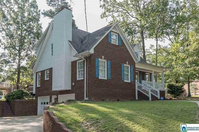 8101 Serene Ridge Dr, Mccalla, AL 35111 (MLS #898578) :: Bailey Real Estate Group