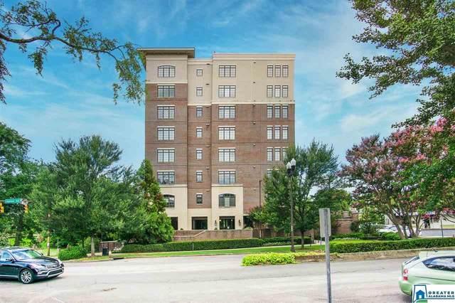 2600 Highland Ave #605, Birmingham, AL 35205 (MLS #898699) :: Josh Vernon Group