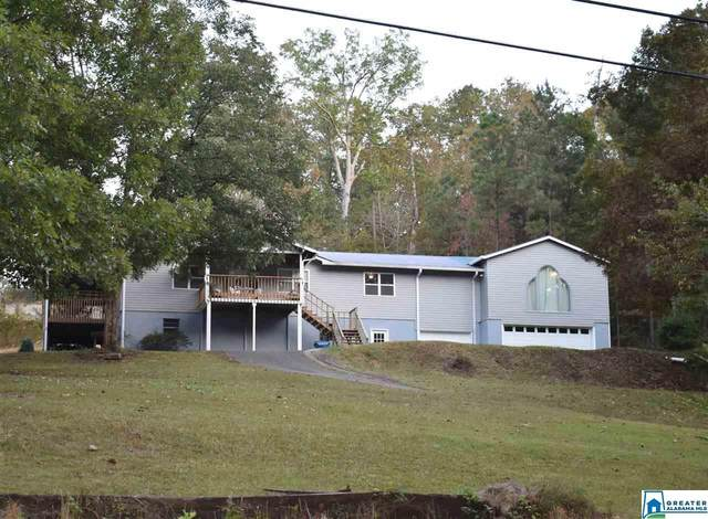 588 Red Valley Rd, Remlap, AL 35133 (MLS #898768) :: Bailey Real Estate Group