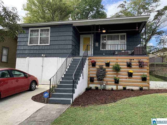 1526 27TH ST N, Birmingham, AL 35234 (MLS #898868) :: LocAL Realty