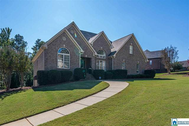 4014 Overlook Way, Trussville, AL 35173 (MLS #898881) :: Amanda Howard Sotheby's International Realty