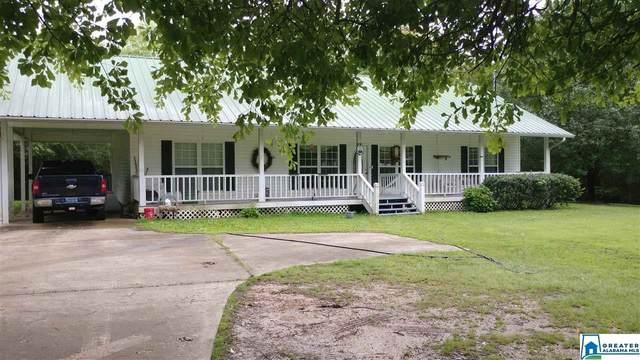 149 Old Cedar Creek Rd, Sylacauga, AL 35151 (MLS #898903) :: Josh Vernon Group