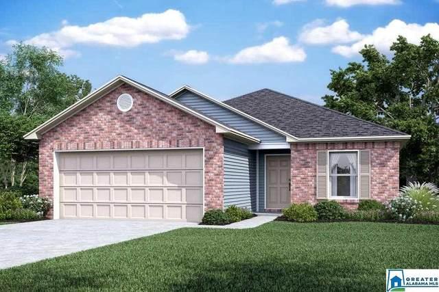 251 Hidden Trace Ct, Montevallo, AL 35115 (MLS #899030) :: Bailey Real Estate Group