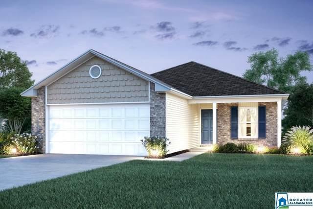 247 Hidden Trace Ct, Montevallo, AL 35115 (MLS #899032) :: Bailey Real Estate Group
