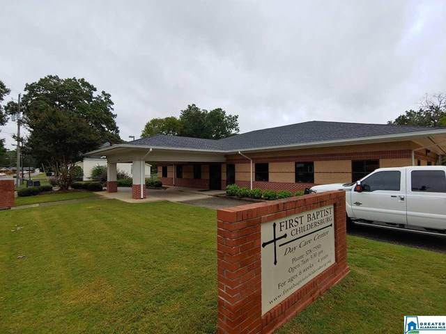 700 3RD ST SW, Childersburg, AL 35044 (MLS #899097) :: Bailey Real Estate Group