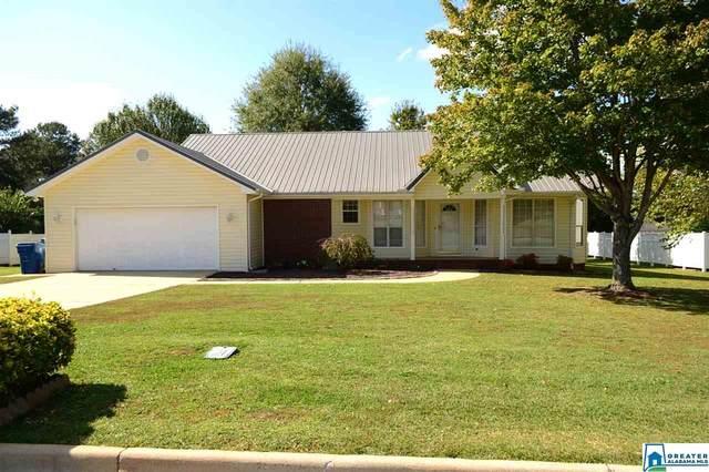 1103 Delwood Dr, Jacksonville, AL 36265 (MLS #899139) :: Howard Whatley