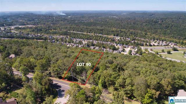 90 Shades Crest Rd #8, Hoover, AL 35226 (MLS #899158) :: Gusty Gulas Group