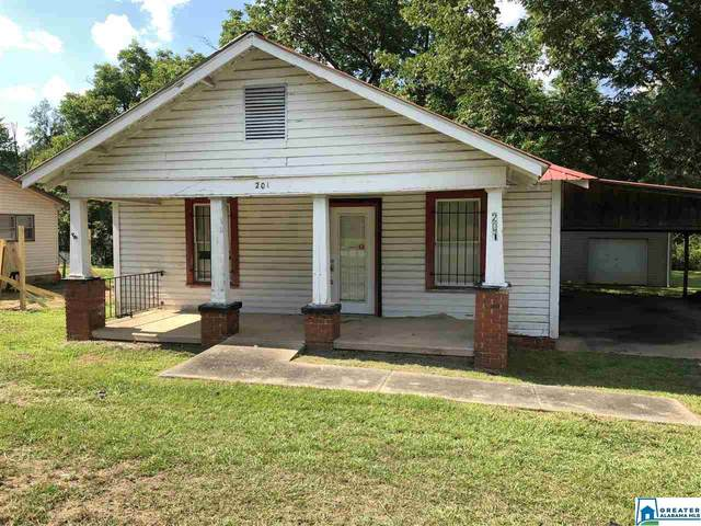 201 Greenleaf St, Jacksonville, AL 36265 (MLS #899175) :: Howard Whatley