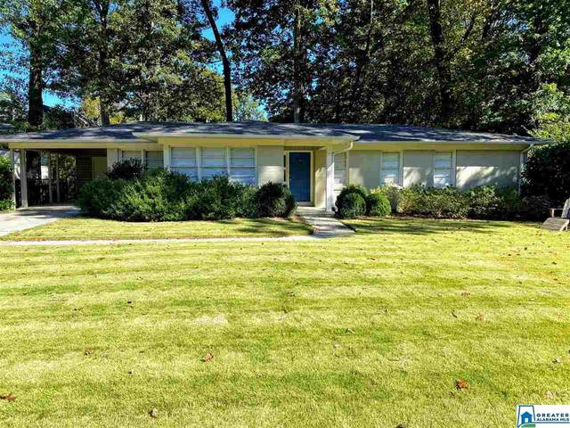 3805 Buckingham Pl, Mountain Brook, AL 35243 (MLS #899239) :: Bailey Real Estate Group
