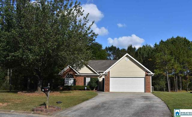 222 Yellowhammer Dr, Alabaster, AL 35007 (MLS #899282) :: Bailey Real Estate Group
