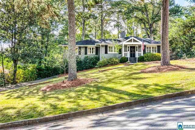 106 Azalea Rd, Mountain Brook, AL 35213 (MLS #899319) :: Bailey Real Estate Group