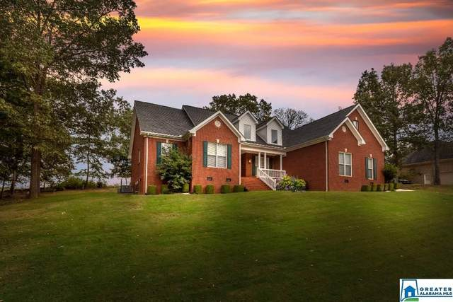 400 Anna Brook Ln, Oxford, AL 36203 (MLS #899350) :: Bentley Drozdowicz Group