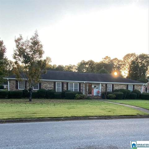 823 Sedgefield Ln, Sylacauga, AL 35150 (MLS #899356) :: Bentley Drozdowicz Group
