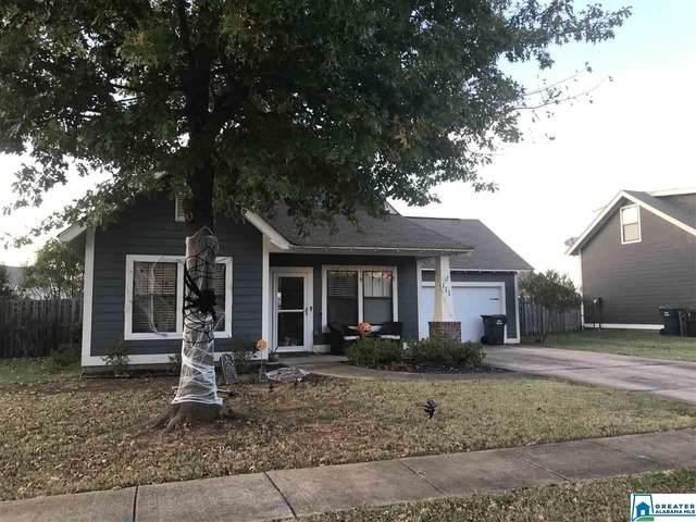 111 Waterstone Way, Calera, AL 35115 (MLS #899439) :: Bailey Real Estate Group
