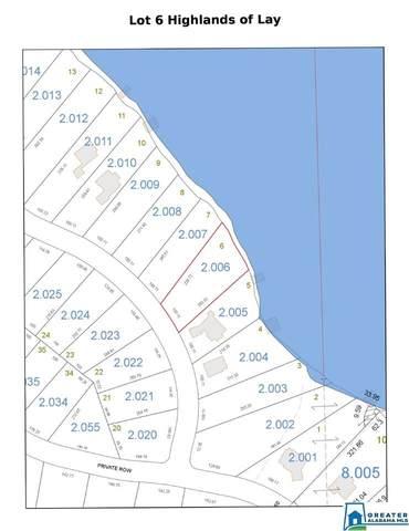 0 Whistler Way Lot 24, Clanton, AL 35046 (MLS #899481) :: Bailey Real Estate Group