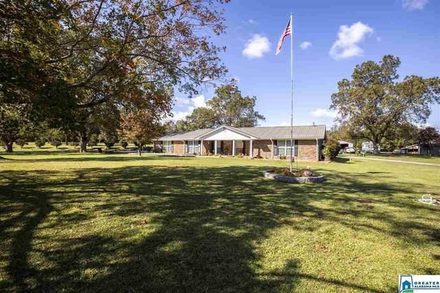 521 Alabama Ave, Thorsby, AL 35171 (MLS #899493) :: Gusty Gulas Group