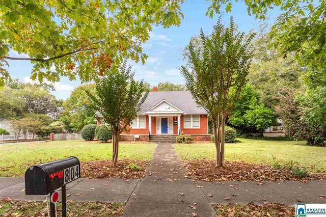 804 Highland Ave, Anniston, AL 36207 (MLS #899514) :: Bentley Drozdowicz Group