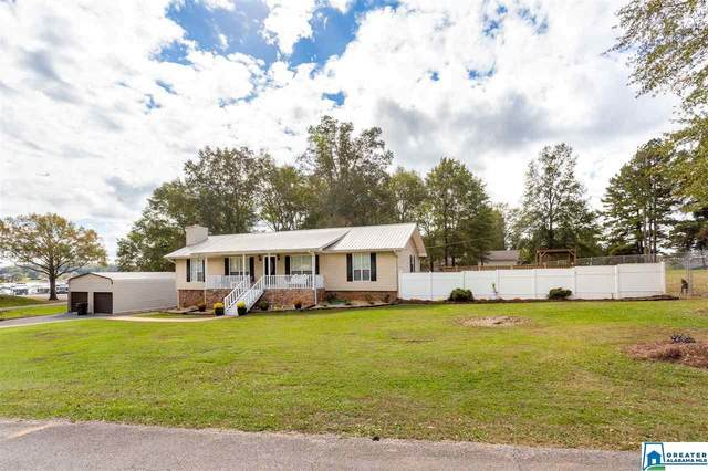 2317 Blue Spring Rd, Cropwell, AL 35054 (MLS #899521) :: Howard Whatley