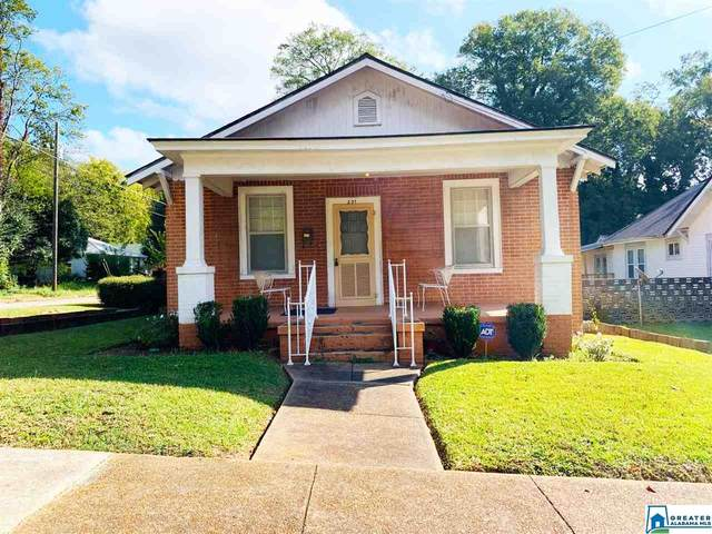 231 Leighton Ave, Anniston, AL 36207 (MLS #899534) :: LocAL Realty