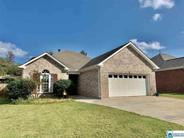 106 Daventry Dr, Calera, AL 35040 (MLS #899536) :: LocAL Realty