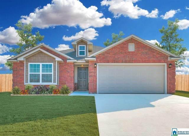 200 Stonebriar Dr, Calera, AL 35040 (MLS #899663) :: Bailey Real Estate Group