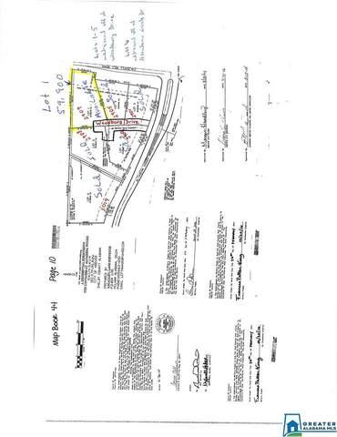 2909 Woodburg Dr #3, Hoover, AL 35244 (MLS #899698) :: LocAL Realty