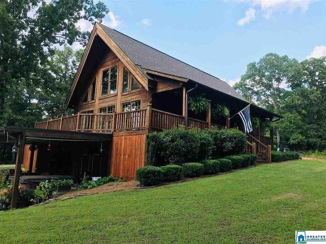 107 Zeltman Hills Rd, Pell City, AL 35128 (MLS #899756) :: Howard Whatley