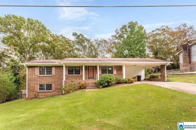 5523 Wildoak Dr, Anniston, AL 36206 (MLS #900008) :: Bentley Drozdowicz Group