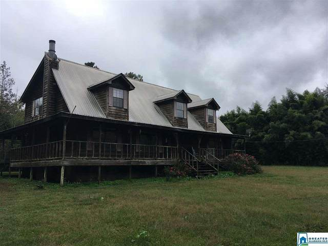 193 Kristi Ln, Harpersville, AL 35078 (MLS #900034) :: Bailey Real Estate Group