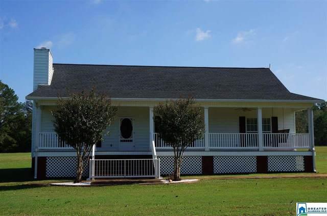 90 Rocky Mount Church Rd, Talladega, AL 35160 (MLS #900051) :: LocAL Realty