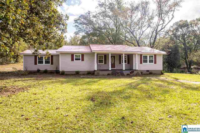 1866 Jackson Trace Rd, Talladega, AL 35160 (MLS #900054) :: LocAL Realty