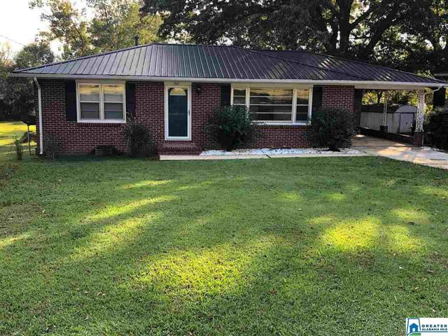 901 Rose Ln, Oxford, AL 36203 (MLS #900158) :: Bailey Real Estate Group