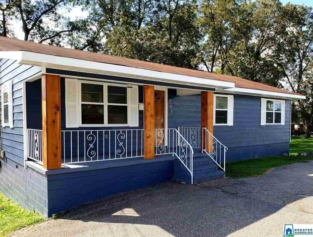 705 7TH ST, Clanton, AL 35045 (MLS #900359) :: Gusty Gulas Group