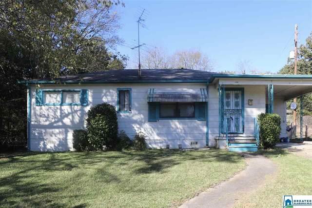 1012 51ST ST, Birmingham, AL 35208 (MLS #900369) :: LocAL Realty