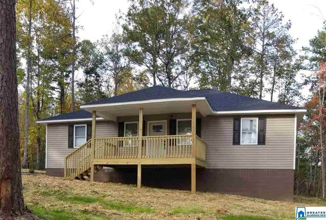 159 Smokerise Ln, Warrior, AL 35180 (MLS #900555) :: Bailey Real Estate Group