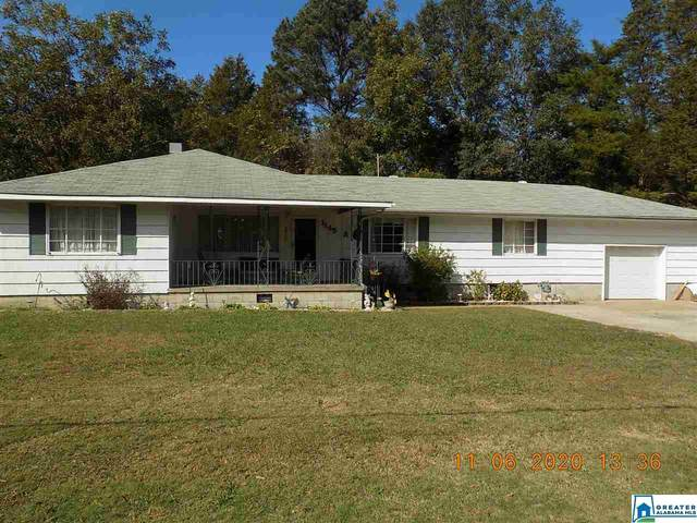 1145 Pinewood Ave, Concord, AL 35023 (MLS #900688) :: Bailey Real Estate Group