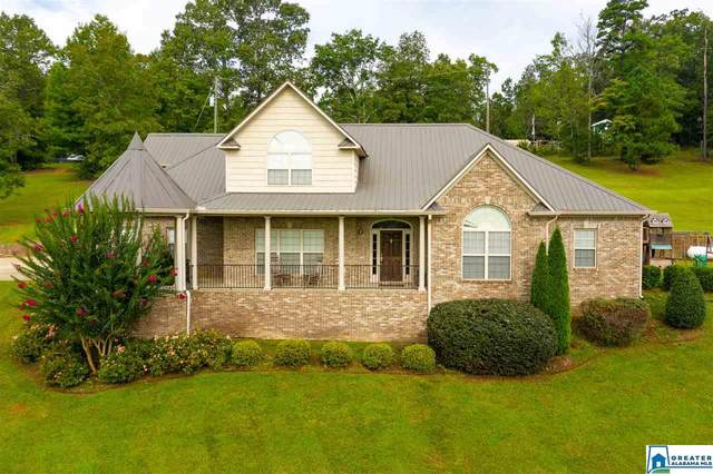 100 Vista Dr, Odenville, AL 35120 (MLS #900765) :: JWRE Powered by JPAR Coast & County