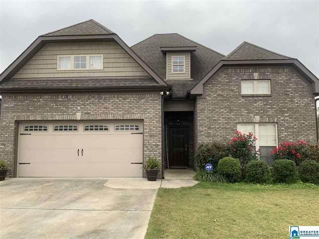 1028 Pilgrim Ln, Montevallo, AL 35115 (MLS #900770) :: Bailey Real Estate Group