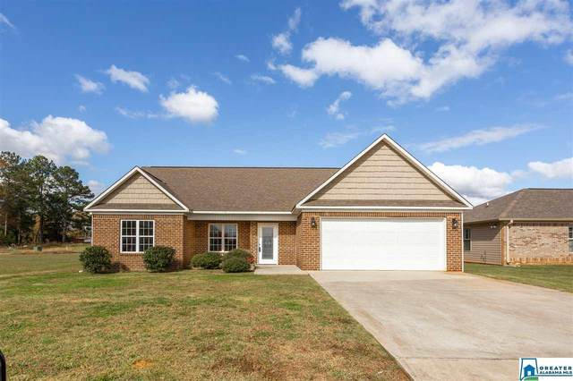 23 Granvil Way, Weaver, AL 36277 (MLS #900870) :: JWRE Powered by JPAR Coast & County