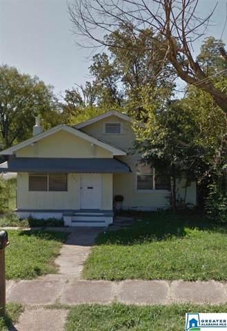 521 62ND ST, Fairfield, AL 35064 (MLS #900915) :: Bentley Drozdowicz Group