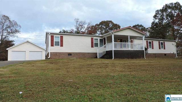 322 Hanna Dr, Vincent, AL 35178 (MLS #901041) :: Gusty Gulas Group
