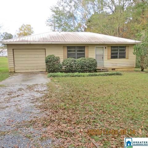 75 Earl St, Childersburg, AL 35044 (MLS #901057) :: Bailey Real Estate Group