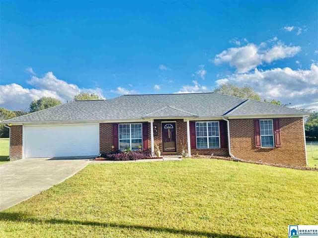 105 Anna Ct, Pleasant Grove, AL 35127 (MLS #901066) :: LocAL Realty