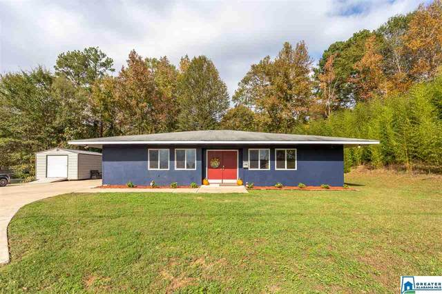 4419 Greenbrier Dear Rd, Anniston, AL 36207 (MLS #901073) :: Bailey Real Estate Group